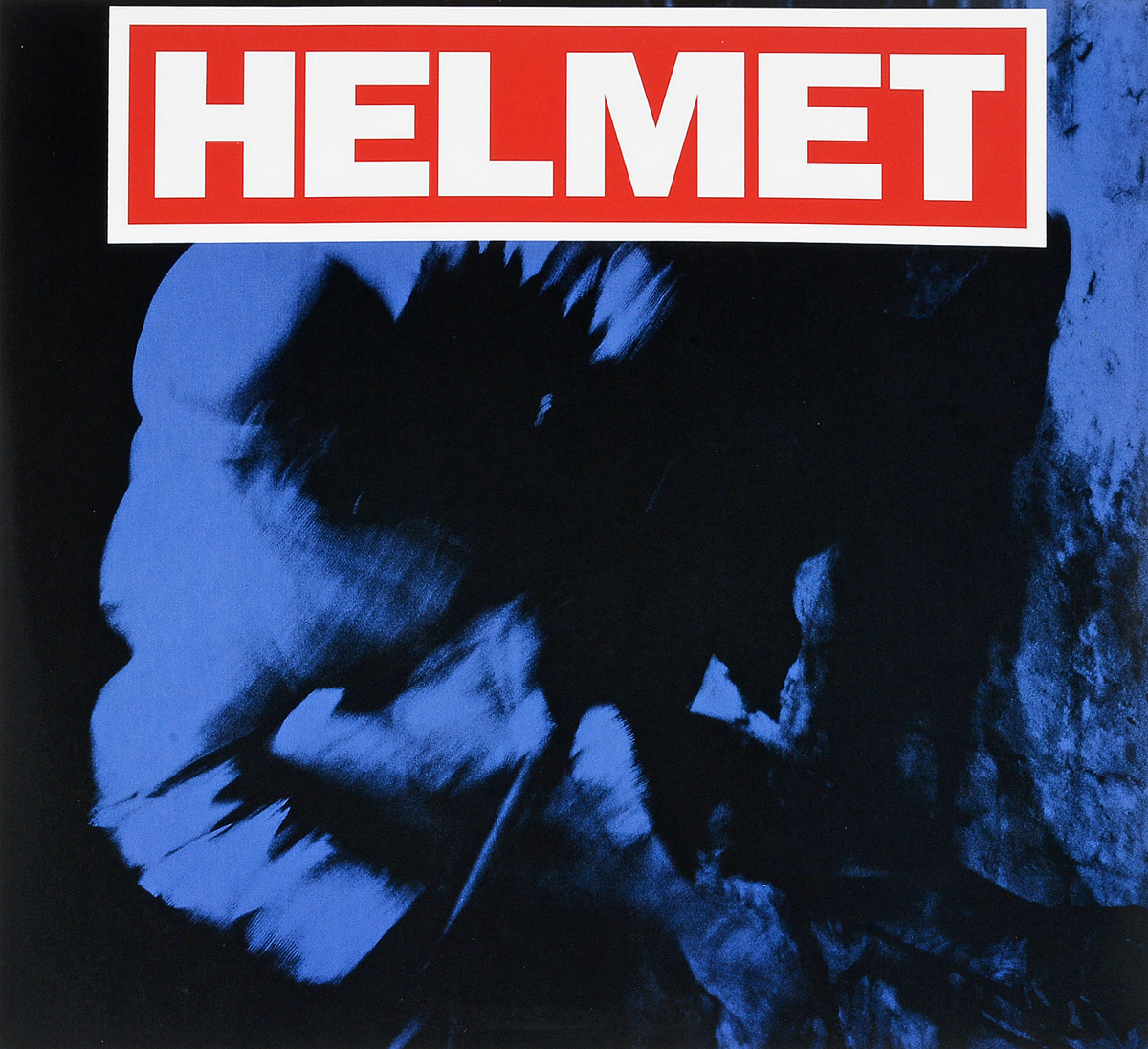 Helmet Helmet. Meantime. Black Vinyl (LP)