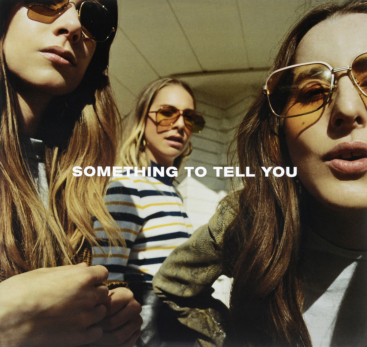 HAIM Haim. Something To Tell You (2 LP) haim haim days are gone 2 lp