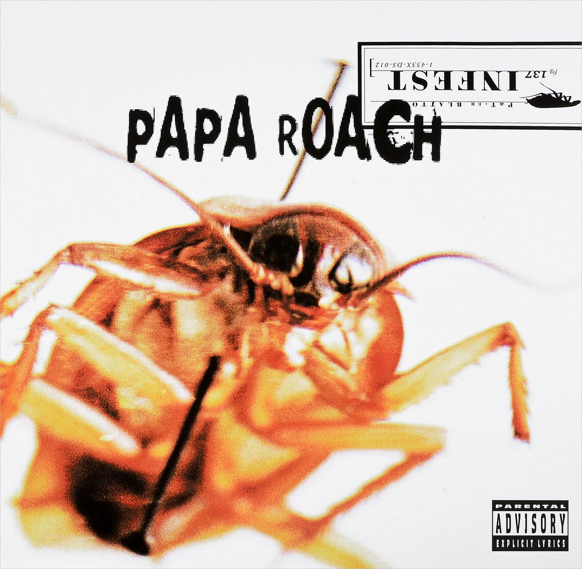 Zakazat.ru Papa Roach. Infest (LP)