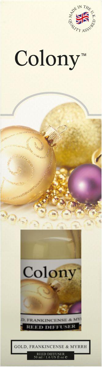 Ароматический мини-диффузор Wax Lyrical Новогодняя карамель, 50 млCH4194Ароматический мини-диффузор Новогодняя карамель - роскошная чувственная смесь ароматов ванили, мирры, ладана, сливочной помадки и цветущего жасмина. Как пользоваться ароматическим диффузором? Откройте упаковку, достаньте содержимое. Откройте бутылочку, освободите палочки от скотча и вставьте в бутылочку. Интенсивность аромата можно регулировать количеством вставленных палочек. Также для достижения более насыщенного аромата, время от времени переворачивайте палочки и заново вставляйте в бутылочку.