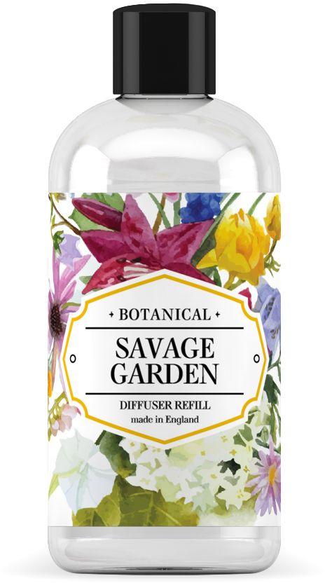 Наполнитель для ароматического диффузора BAGO home Дикий сад, 250 млJV0201-3Наполнитель для диффузора Дикий сад– уникальная возможность побродить по заросшему саду и поискать милые сердцу ароматы. Все растения причудливо переплелись в нем между собой. От этого букет ароматов стал богаче, насыщеннее, глубже. Солнечная медовая мимоза и разноликий пион борются за первенство своих тонов. Станьте их арбитром – разгадайте тайну Дикого сада! Наполнитель для диффузора (сменный блок) – это дополнительно продающаяся ароматическая жидкость. Объем бутылочки составляет 250 мл.Срок службы зависит от условий использования. Активная вентиляция, сквозняки, постоянно работающий кондиционер, влажность воздуха и перепады температур сокращают его срок службы. При обычных условиях использования наполнитель такого объема прослужит вам около 12-14-ти недель.С наполнителем не забывайте покупать новые тростниковые палочки, помните, что палочки имеют ограниченный срок службы, а их поры имеют свойство забиваться. Всегда, заменяя аромат или доливая тот же аромат из наполнителя, - меняйте палочки на новые, чтобы продолжать наслаждаться любимым ароматом.