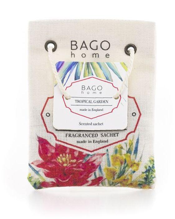"Фото Саше ароматическое BAGO home ""Тропический сад"""