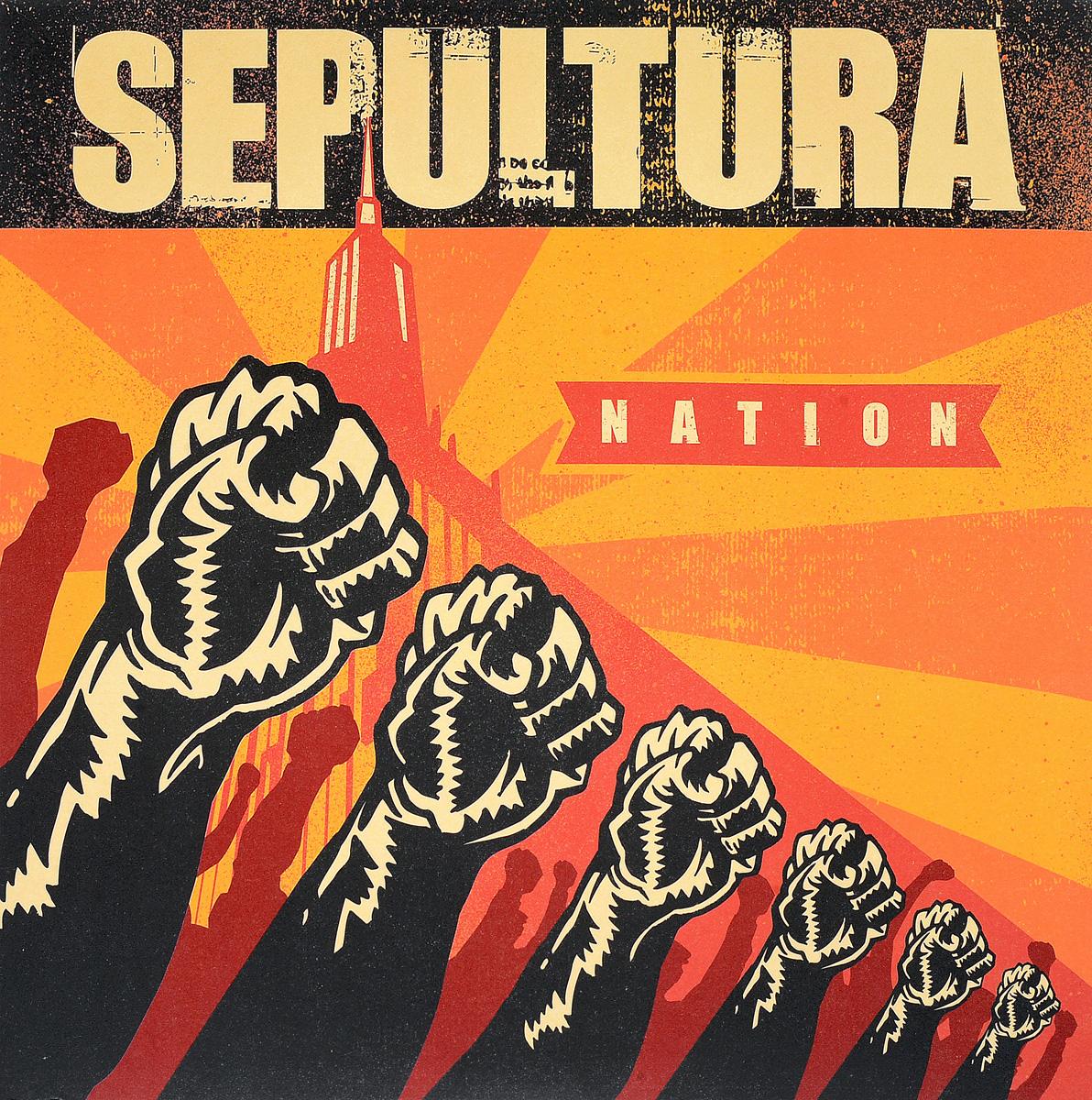 Sepultura Sepultura. Nation (2 LP) цены онлайн