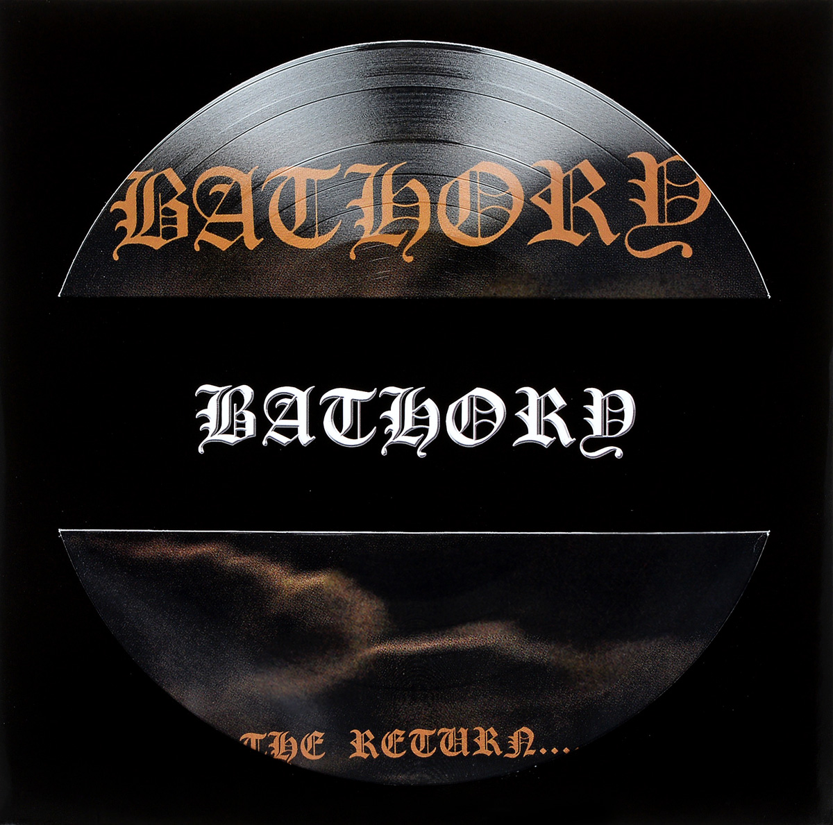 Bathory Bathory. The Return Of Darkness And... (LP) the black crowes the black crowesblack crowes three snakes and one charm 2 lp