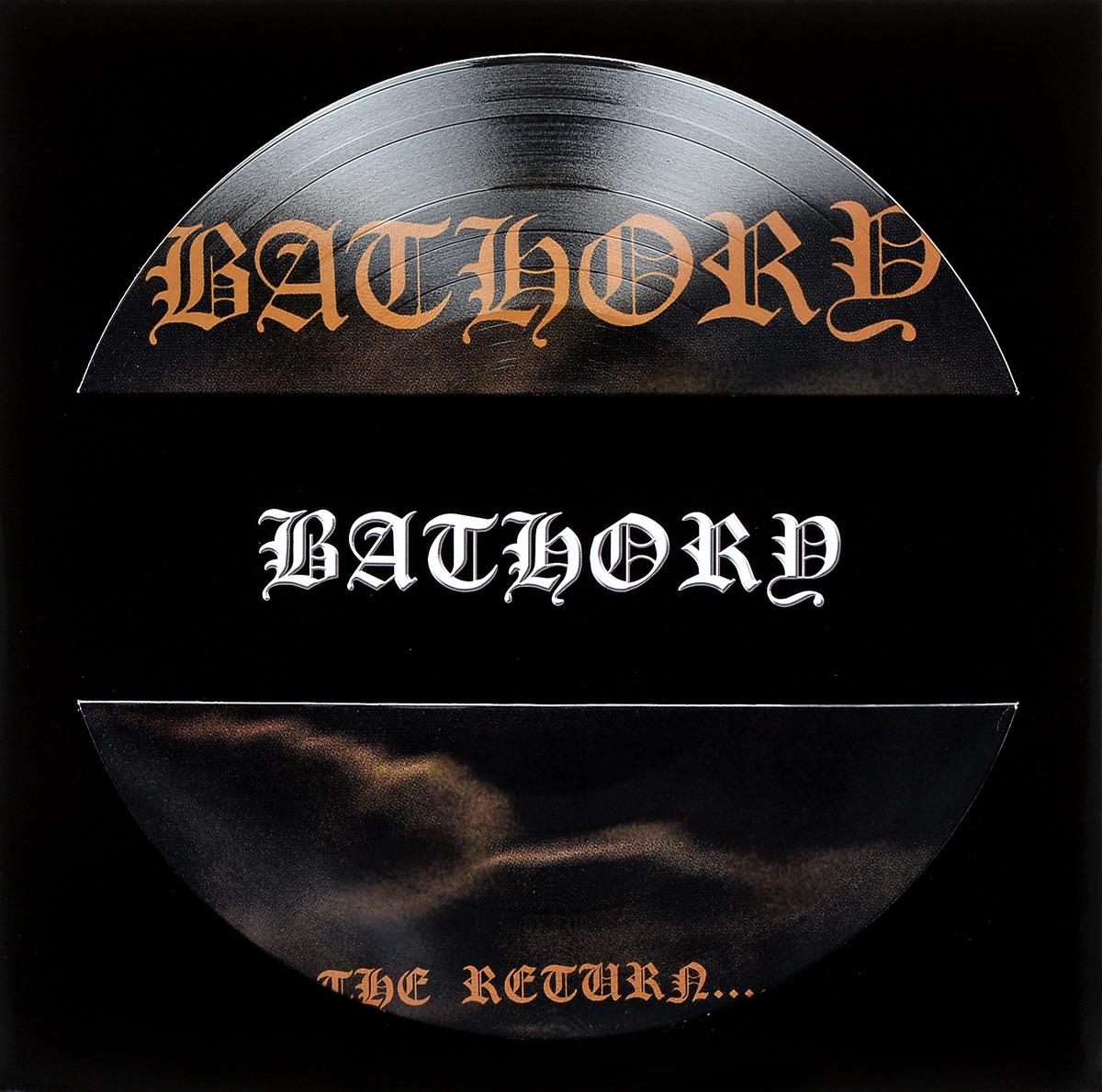 Bathory Bathory. The Return Of Darkness And... (LP) angel of darkness