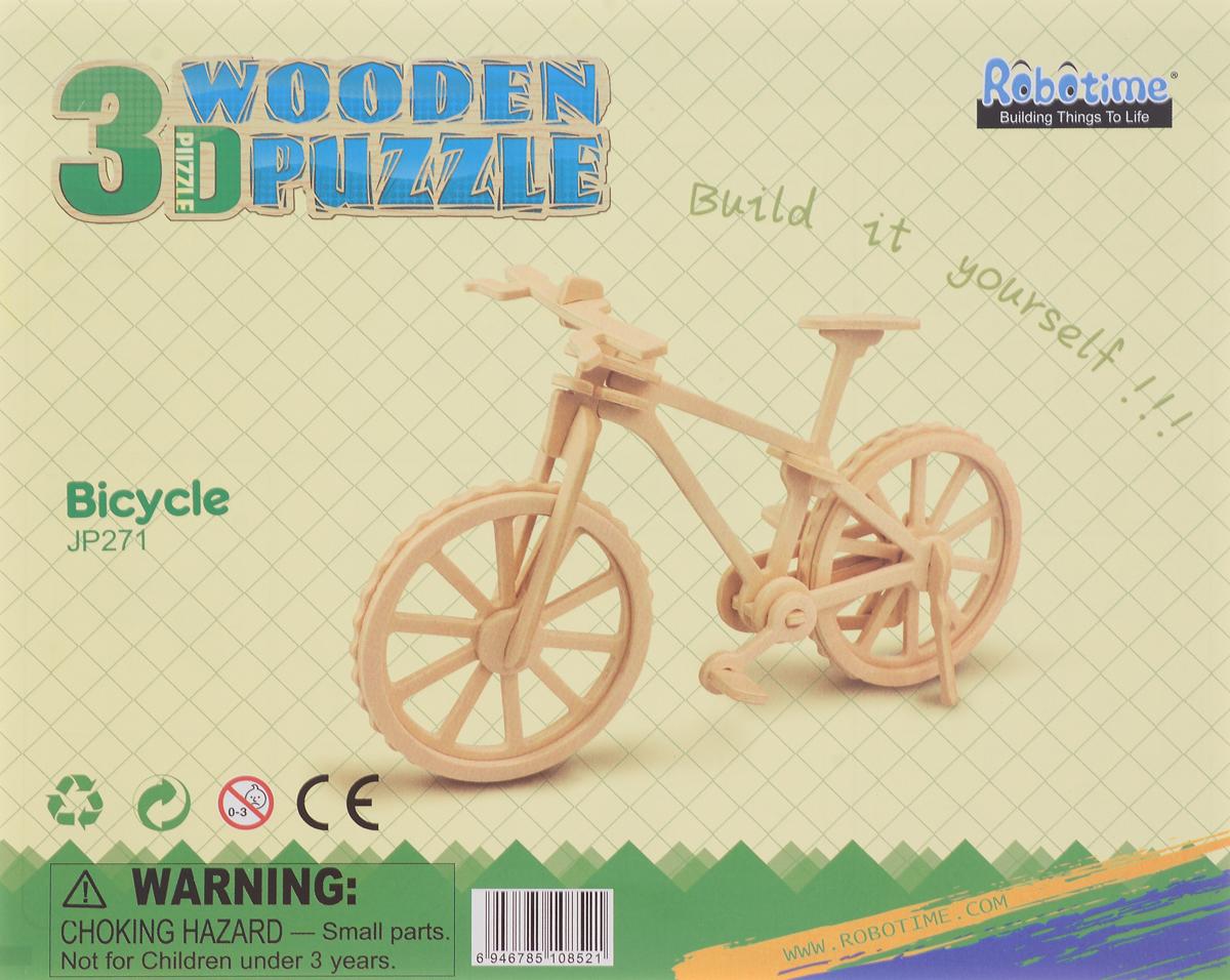 Robotime 3D Пазл Велосипед