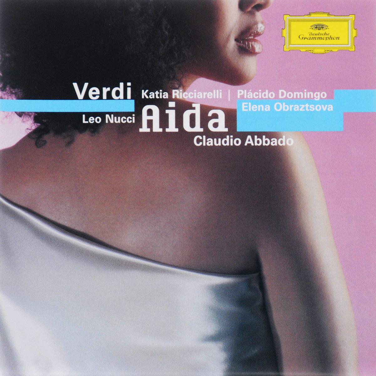 Giuseppe Verdi. Aida (2 CD) semyon bychkov giuseppe verdi otello blu ray