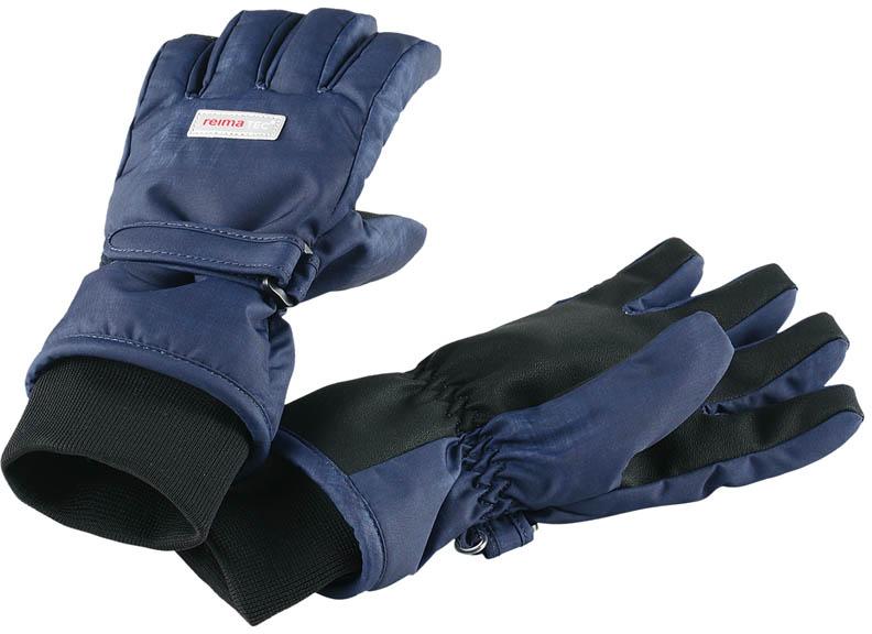 Перчатки детские Reima, цвет: синий. 5272896987. Размер 55272896987
