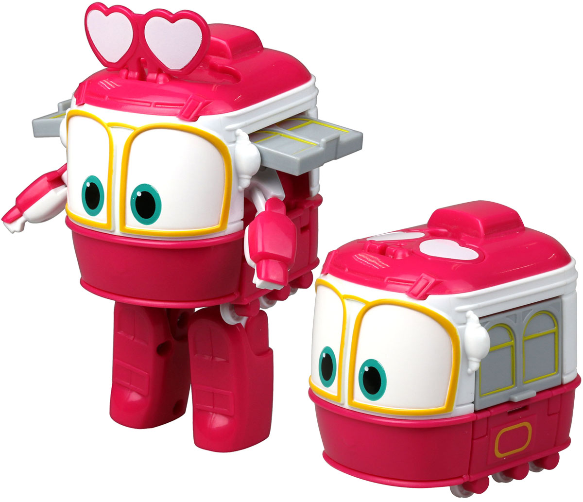 Robot Trains Трансформер Сэлли power trains набор с краном 48627