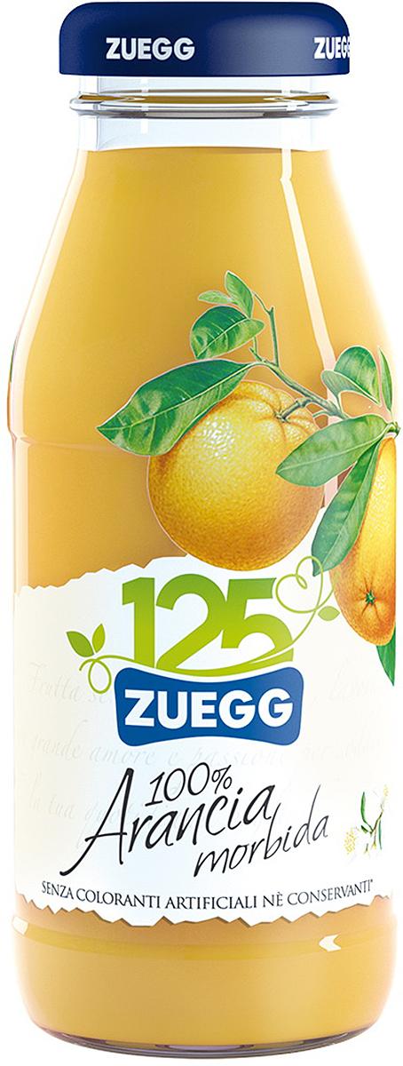 Zuegg Апельсин сок, 0,2 л что можно в италии на 100 евро