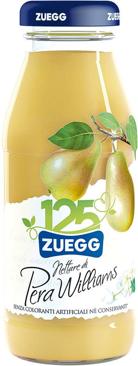 Zuegg Груша нектар, 0,2 лP0937071Произведен в Италии из созревших итальянских сочных груш. Европейское качество. Фруктовая доля 40%, по вкусу похож на свежевыжатый сок. Без ароматизаторов, красителей, консервантов.