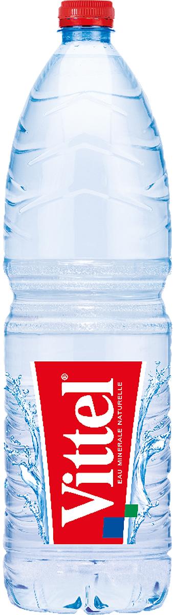 Vittel минеральная негазированная вода, 1,5 л danone йогурт питьевой 2 5% 850 г