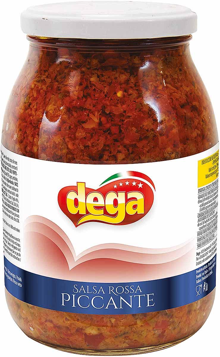 Dega Соус из сушеных томатов, 530 гDG1353Соус-крем из сушеных помидоров. Приготовлен на основе сушеных помидоров с добавлением анчоусов и базилика. Подходит для приготовления супов, пасты, пиццы с мясом, фокаччо, брускет и выпечки. Используется также как добавка к тесту.