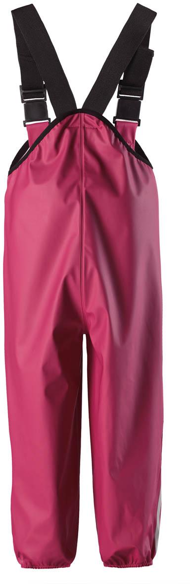 Полукомбинезон для девочки Reima, цвет: розовый. 5222333920. Размер 865222333920