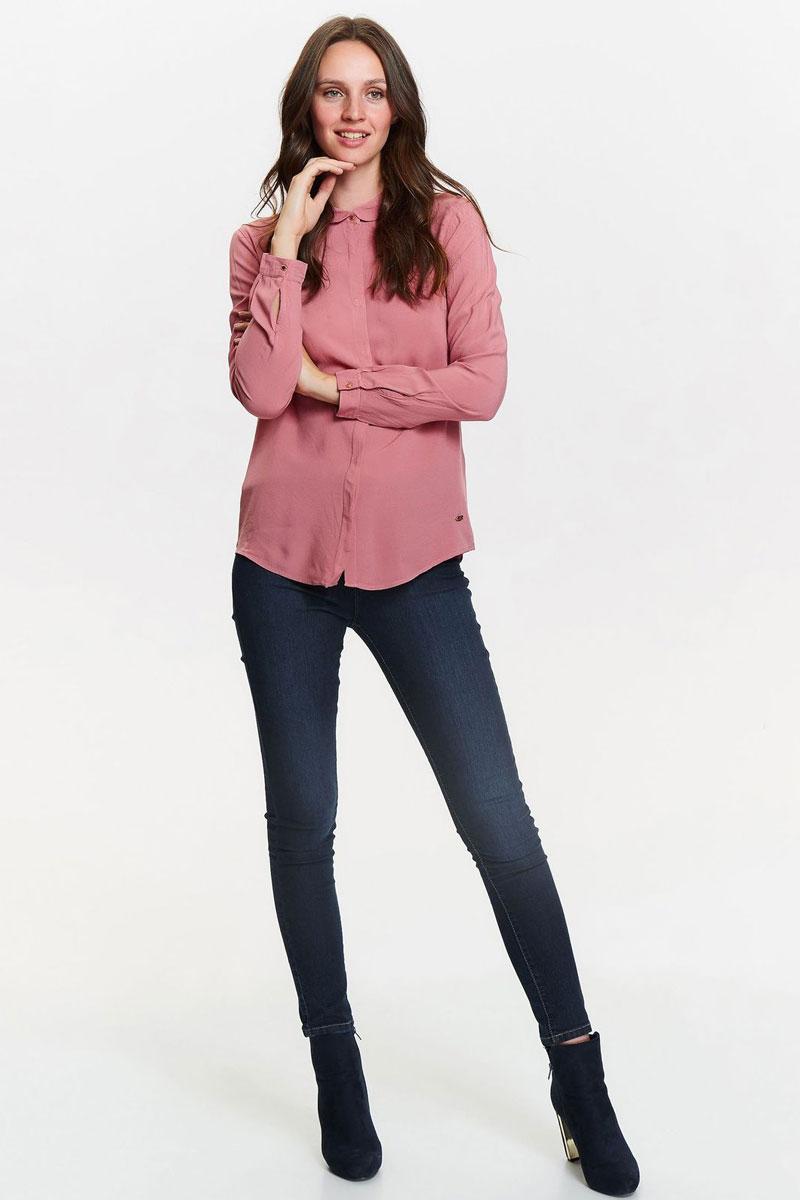 Рубашка женская Top Secret, цвет: розовый. SKL2400RO. Размер 42 (50) top secret to795emtum65 top secret