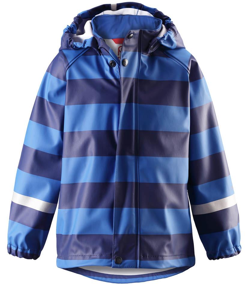 Дождевик детский Reima, цвет: синий. 5215236698. Размер 865215236698
