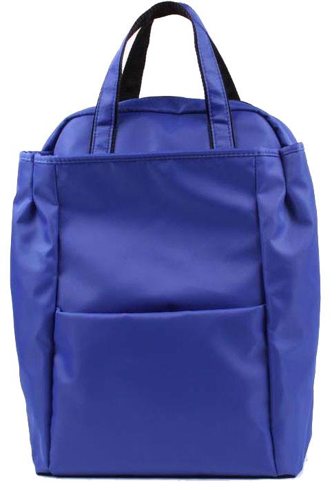 Рюкзак женский Медведково, цвет: синий. 17с6252-к14