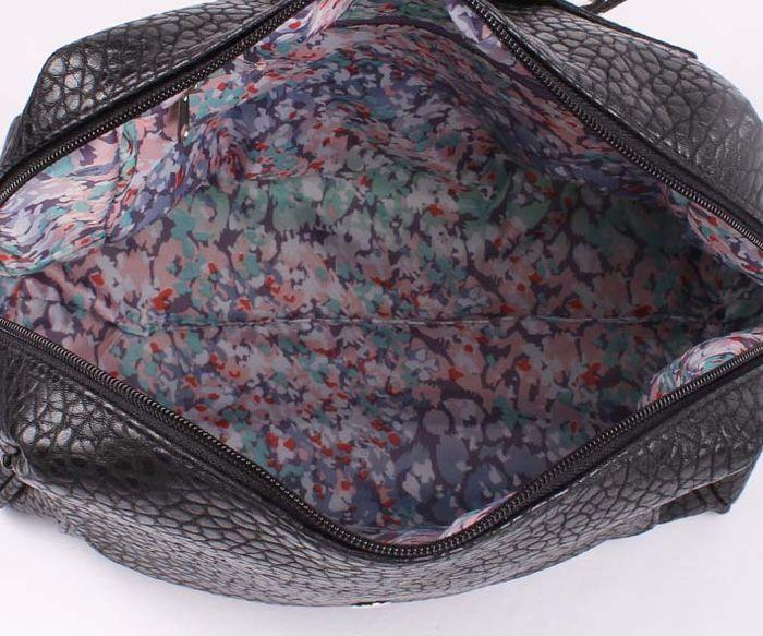 Рюкзак женский Медведково, цвет:  черный.  17с6223-к14 Медведково