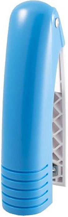 Laco Степлер SН486 скоба №24/6 на 20 листов цвет голубой2631310Степлер Laco с ручкой из мягкой резины. Возможность хранения на столе как в вертикальном, так и в горизонтальном положении. Загрузка до 100 скоб №24/6, №26/6.Глубина закладки бумаги: 59 мм.Толщина сшивания: 20 листов, скоба №24/6.