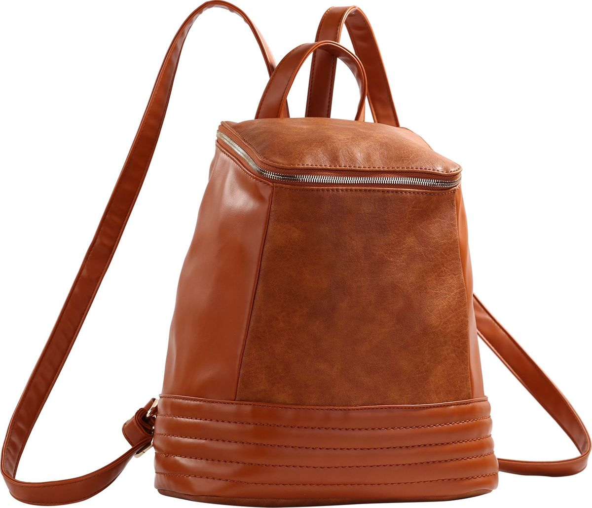 Рюкзак женский Pola, цвет: коричневый. 78323