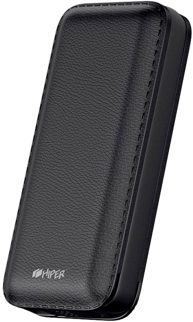 HIPER SP5000, Black внешний аккумулятор (5000 мАч)1200810Во внешнем аккумуляторе Hiper Power bank серии SP используются высококачественные литий-ионные аккумуляторы. Устройство отличается современным дизайном, корпус выполнен из пластика с имитацией под натуральную кожу. Устройство обладает электронной системой защиты от перезарядки и коротких замыканий. Полного заряда данной батареи в среднем хватает, чтобы полностью зарядить 2 смартфона. Для удобства пользователя устройство оснащено интегрированным micro-USB кабелем. Внешний аккумулятор совместим со всеми современными цифровыми устройствами, получающими питание от USB. Для использования с устройствами, имеющими разъем зарядки отличный от micro-USB, потребуется оригинальный кабель поставляемый в комплекте с вашим устройством.Модель оснащена USB-портом с max током 2.1А и коннектором micro-USB.