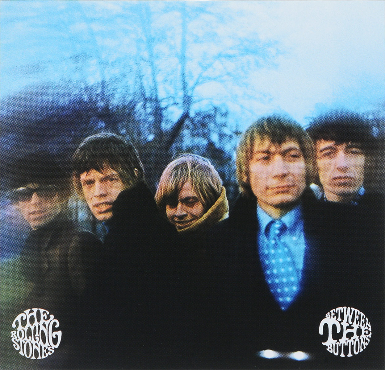The Rolling Stones the ROLLING STONES. BETWEEN THE BUTTONS lester vaughan the white stones