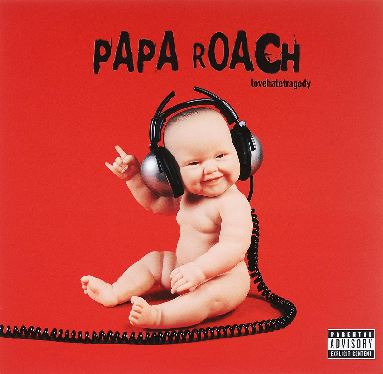 Zakazat.ru Papa Roach. Lovehatetragedy (LP)