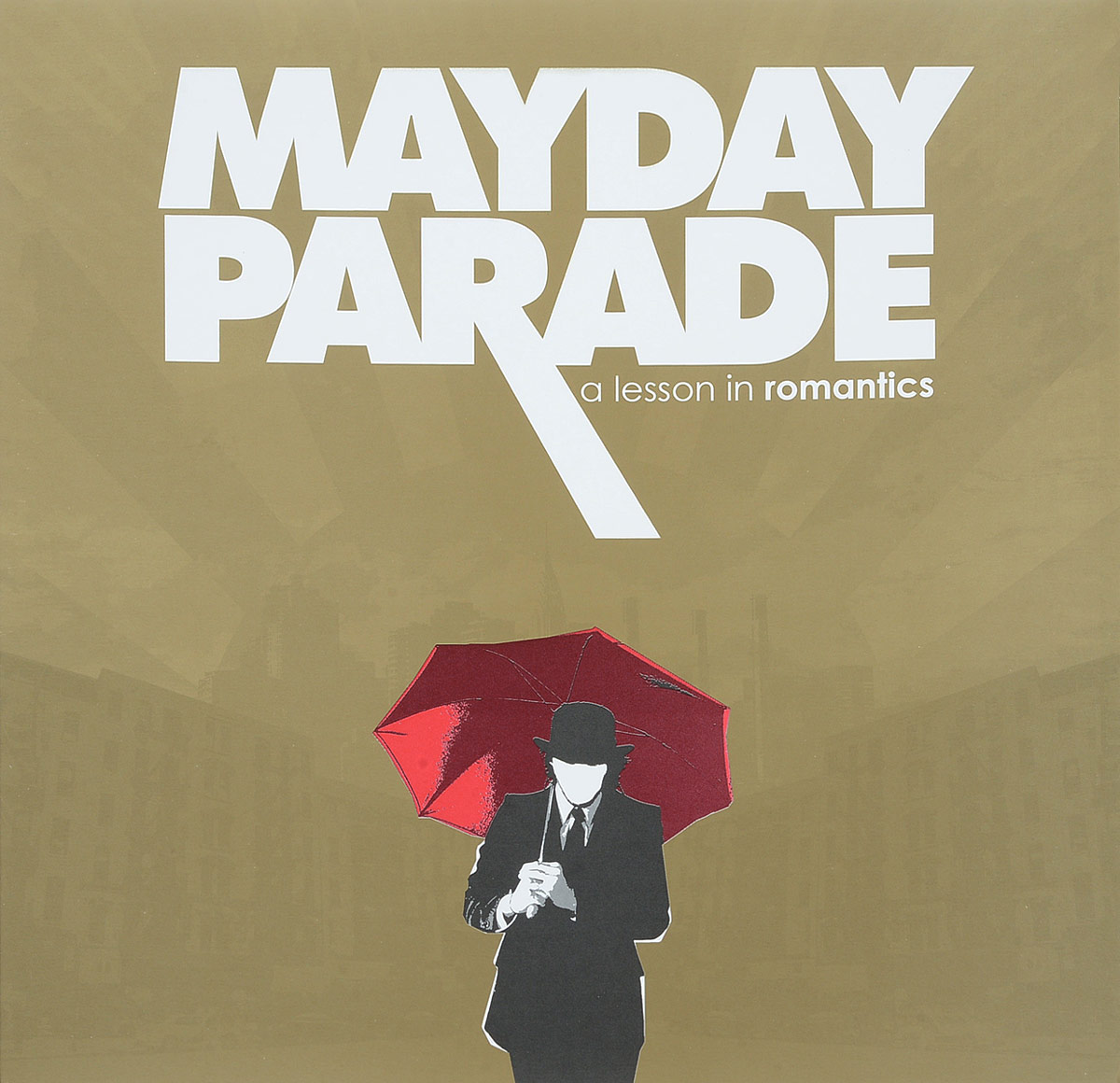 Mayday Parade Mayday Parade. A Lesson In Romantics (LP) mayday singapore