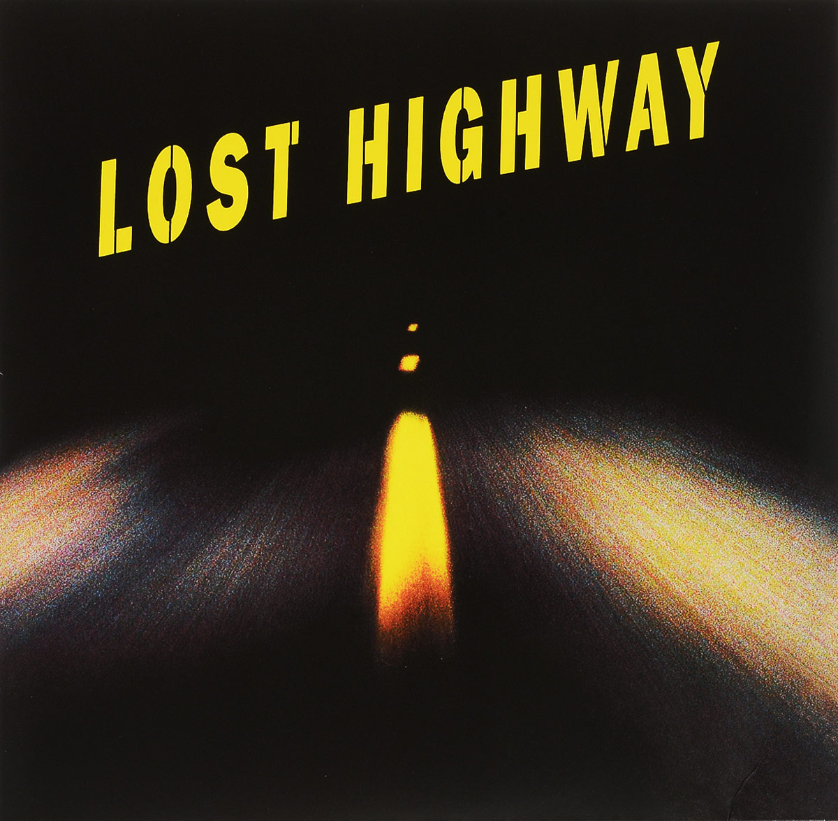 Lost Highway (2 LP) sweet sweet desolation boulevard new vinyl edition lp