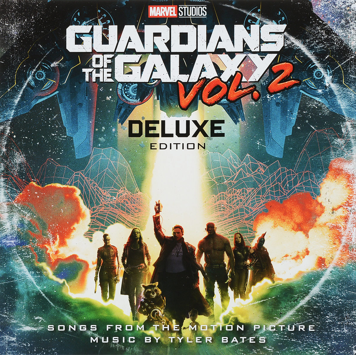 Guardians of the Galaxy Vol. 2 (2 LP) майка классическая printio guardians of the galaxy vol 2