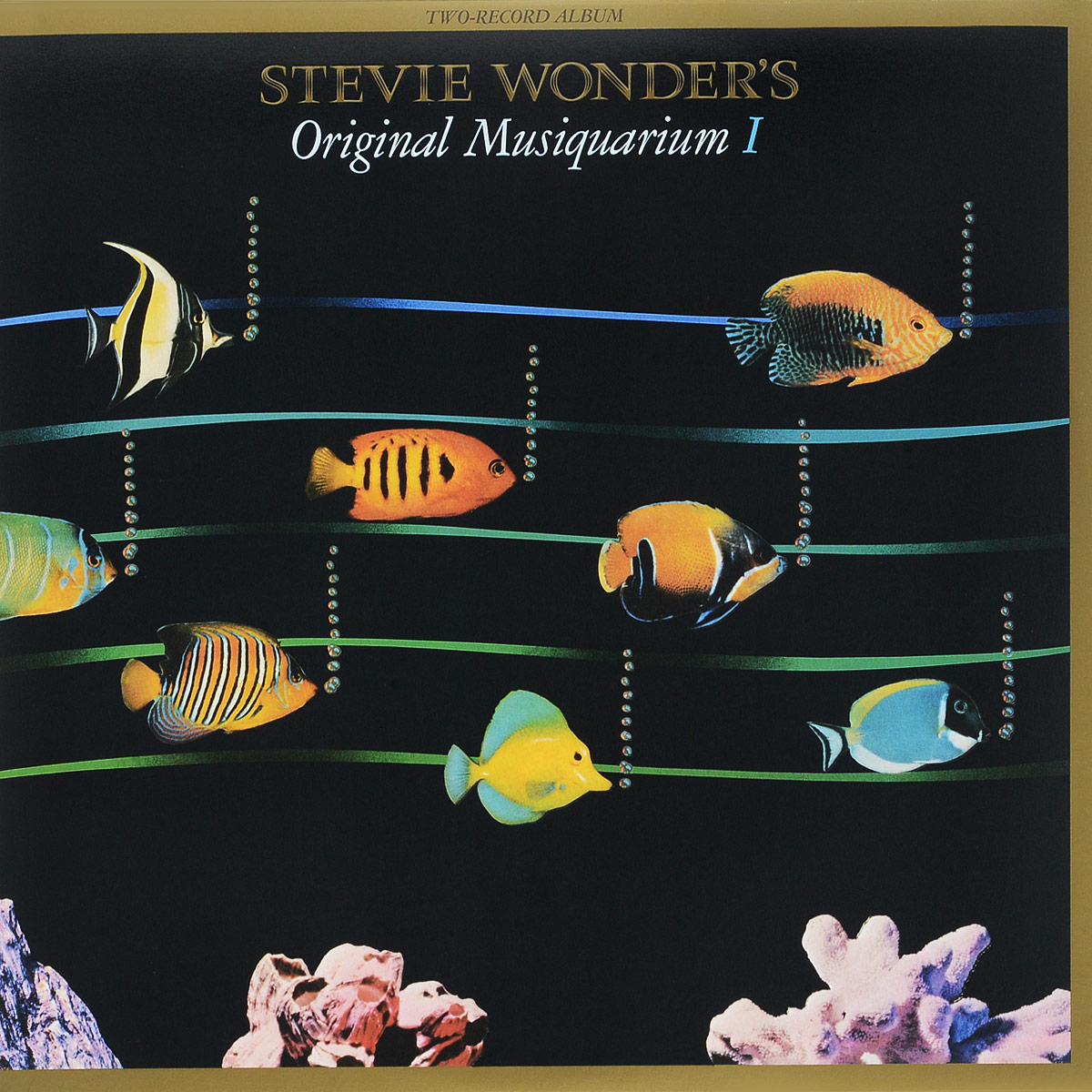 Стиви Уандер Stevie Wonder. Original Musiquarium I (2 LP) стиви уандер stevie wonder the definitive collection