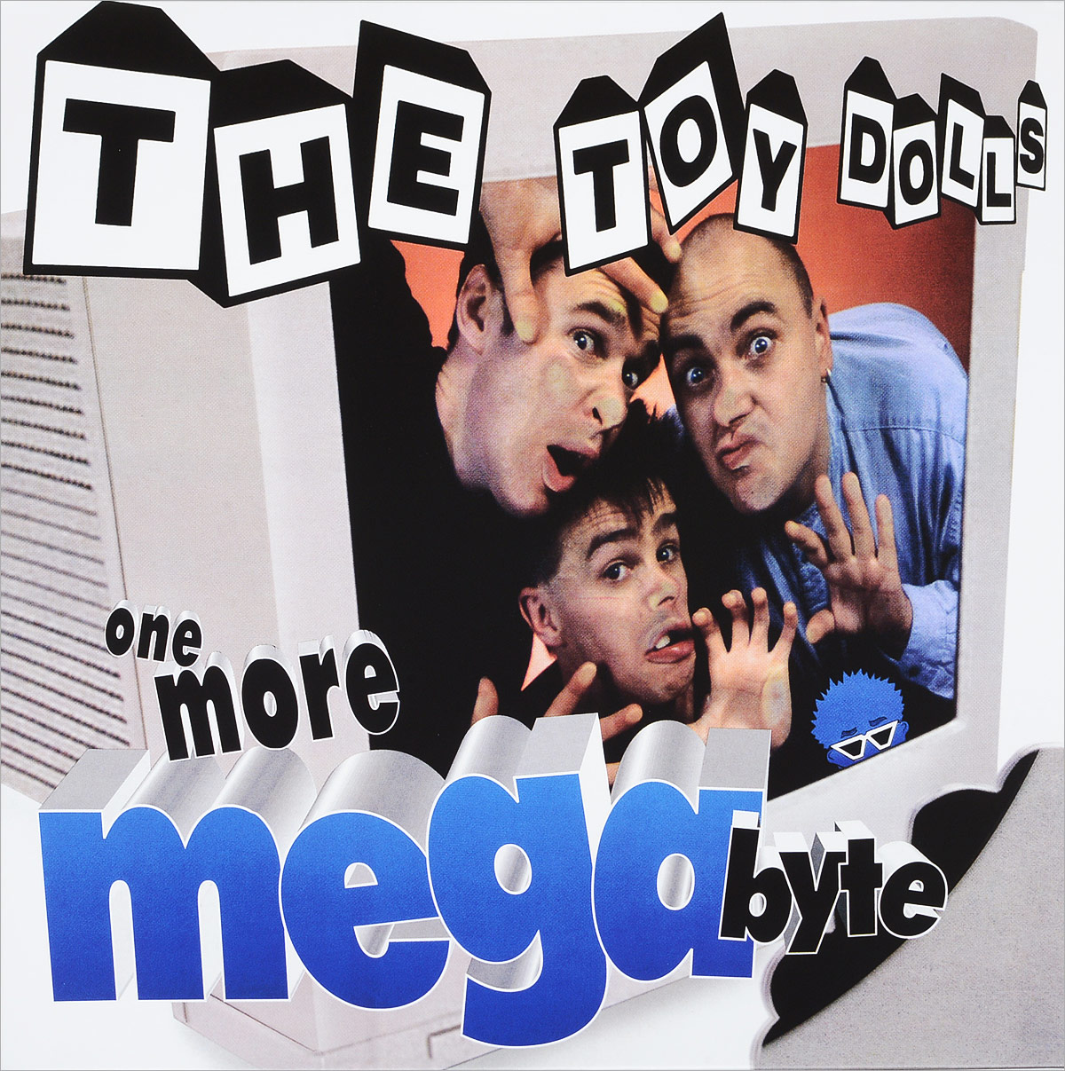 The Toy Dolls The Toy Dolls. One More Megabyte (LP) cd hugh laurie let them talk