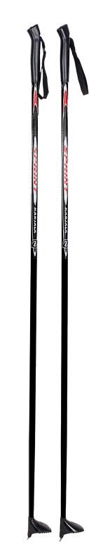 Палки для беговых лыж Karjala Sprint, цвет: черный, длина 140 см46821(140)Стеклопластиковые палки для беговых лыж Karjala Sprint предназначены для лыжных прогулок и активного туризма. - Палки изготовлены из стеклопластика.- Имеют малый вес.- Пластиковая рукоятка оснащена ремешком.- Гоночная лапка.Karjala (Карелия) - самая известная российская марка беговых лыж и аксессуаров, которая уже более полувека производит спортивный инвентарь.