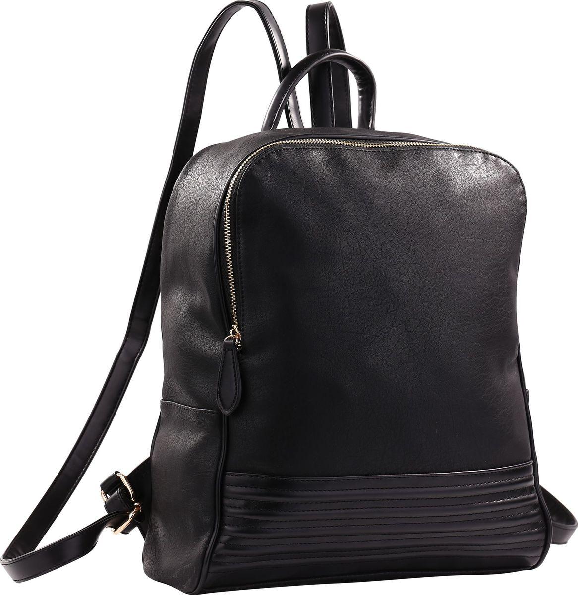 Рюкзак женский Pola, цвет: черный. 78322