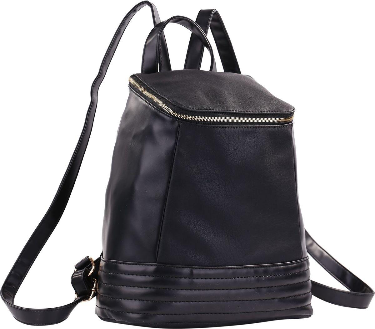Рюкзак женский Pola, цвет: черный. 78323