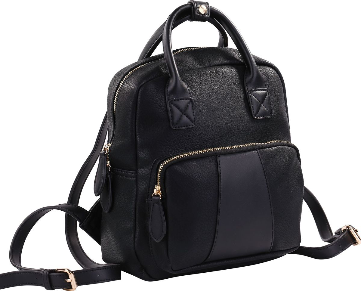 Рюкзак женский Pola, цвет: черный. 78328