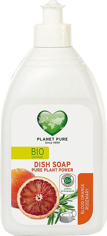 Средство для мытья посуды Planet Pure Апельсин-розмарин, 0,51 л9120001469437BIO Средство для мытья посуды Planet Pure КРАСНЫЙ АПЕЛЬСИН и РОЗМАРИН бережно готовят из чистых растительных сапонинов, которые имеют естественные моющие свойства, без какой-либо химической обработки. Они придают средству чисто природные мощные свойства по очищению и удалению жира, без использования опасных химических веществ, таким образом оберегая вашу кожу и окружающую среду. Особенности: На растительной основе; Без химических ПАВ; Без нефтепродуктов и пальмового масла; Без ГМО.