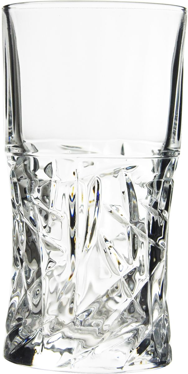 Набор стаканов GiftnHome Лед, 240 мл, 2 шт. GL-31008GL-31008Набор: 2 стакана с рельефным рисунком Лед