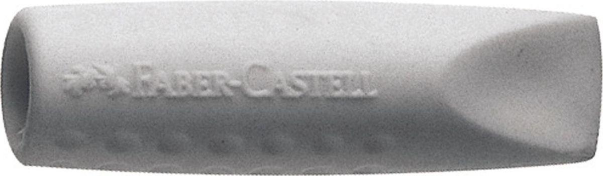 Faber-Castell Ластик-колпачок GRIP 2001 цвет серый 2 шт187000Ластик-колпачок Faber-Castell Grip 2001 изготовлен из винила без использования ПВХ. Ластик не оставляет следов на бумаге при стирании, а также может быть использован для защиты грифеля или для удлинения карандаша. В комплекте 2 ластика серого цвета.