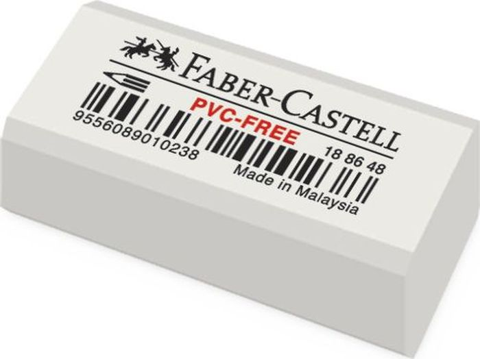Faber-Castell Ластик термопластичный 7086 188648 faber orizzonte eg8 x a 60 active