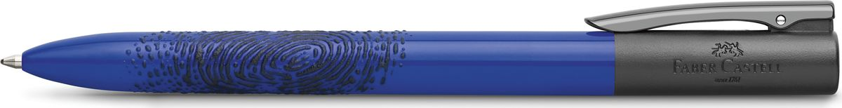 Faber-Castell Ручка шариковая WRITink Print 0,7 мм цвет корпуса синий
