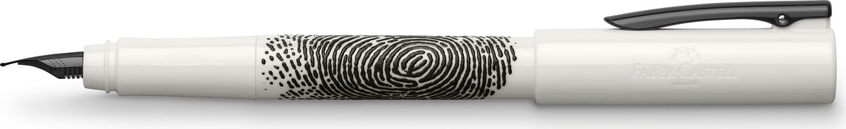 Faber-Castell Ручка перьевая WRITink Print 0,3 мм цвет корпуса белый149341Перьевая ручка WRITink Print,• корпус из пластика высочайшего качества• эргономичная область захвата• 3D отпечатки на корпусе• упругий клип• высококачественное перо из нержавеющейстали с толщиной линии F