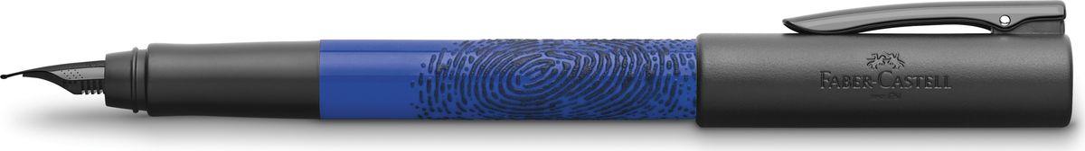 Faber-Castell Ручка перьевая WRITink Print 0,3 мм цвет корпуса синий149351Перьевая ручка WRITink Print,• корпус из пластика высочайшего качества• эргономичная область захвата• 3D отпечатки на корпусе• упругий клип• высококачественное перо из нержавеющейстали с толщиной линии F