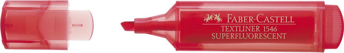 Faber-Castell Текстовыделитель 1546 флуоресцентный цвет красный154621Флуоресцентный текстовыделитель Faber-Castell станет незаменимым предметом, как на столе школьника, так и студента.Изделие имеетпривлекательный полупрозрачный дизайн. Он идеален для всех видов бумаги. Чернила на водной основе.Линия маркировки шириной 5, 2 или1 мм.