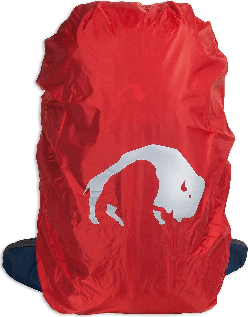 Накидка на рюкзак Tatonka Rain Flap, цвет: красный. Размер S3108.015Индивидуальная защита от дождя для рюкзака 30-40 литров. Надежно защитит рюкзак от намокания.Преимущества и особенности: Светоотражающая печать с голотипом. Выполнен из яркой (красной) ткани. На размер рюкзака 30-40 литров Края на утягивающемся шнурке - плотно и надежно облегают рюкзак В комплекте - упаковочный чехол