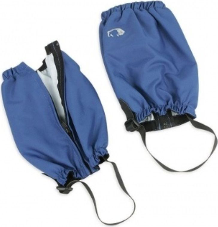 Гамаши Tatonka  Gaiter 450 HD , цвет: синий - Туристическая одежда