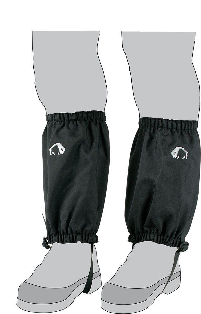 Гамаши Tatonka Gaiter 420/450 HD Short, цвет:  черный.  2749. 040.  Размер универсальный