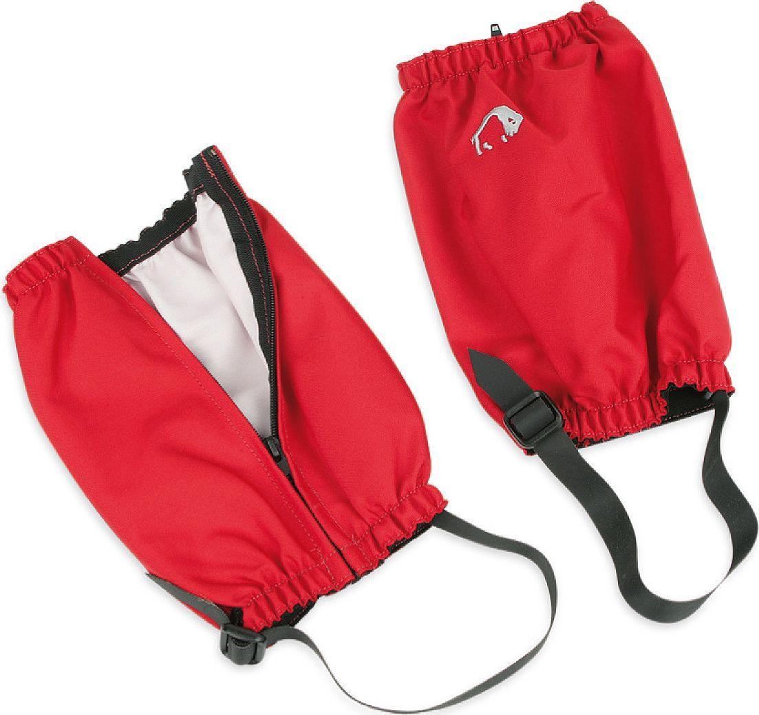 Гамаши Tatonka Gaiter 420/450 HD Short, цвет:  красный.  2749. 015.  Размер универсальный