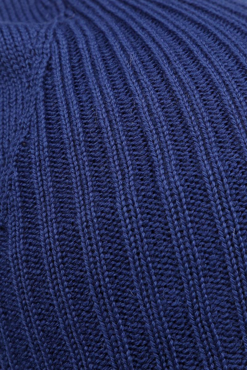Шапка мужская Canoe Java, цвет:  синий.  4708540.  Размер 56/59 Canoe