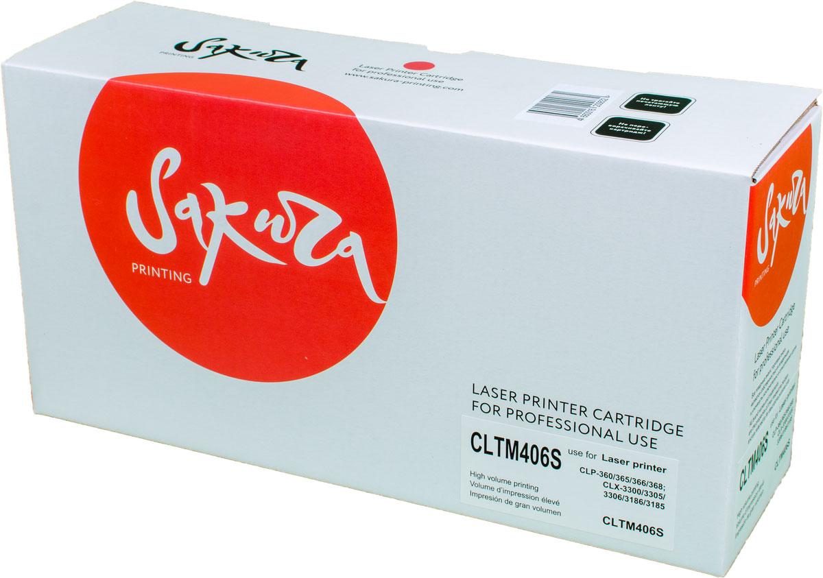 Sakura CLTM406S, Magenta тонер-картридж для Samsung CLP-360/365/366/368/CLX-3300/3305/3306/3185/3186SACLTM406SТонер-картридж Sakura CLT406S для лазерных принтеров Samsung CLP-360/365/366/368/CLX-3300/3305/3306/3185/3186 является альтернативным решением для замены оригинальных картриджей. Он печатает с тем же качеством и имеет тот же ресурс, что и оригинальный картридж. В картриджах компании Sakura используется химический синтезированный тонер, который в отличие от дешевого тонера из перемолотого полимера, не царапает, а смазывает печатающий вал, что приводит к возможности многократных перезаправок картриджей. Такой подход гарантирует долгий срок службы принтера, превосходное качество и стабильность печати.Тонер-картриджи Sakura производятся при строгом соответствии стандартам ISO 9001 и ISO 14001, что подтверждено международными сертификатами.